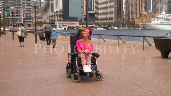 wheelchair;woman;female;disability;disabled;sydney;australia