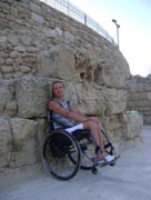 wheelchair;woman;disabled;disability;travel;tourist;accessible;tourism;inclusive-tourism;italy