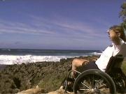 Woman-in-wheelchair-at-Turtla-Bay-Hawaii