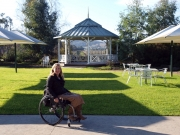 wheelchair;disability;disabled;woman;travel;accessible;accessibility;melbourne;australia;victoria;morningtom-peninsula;yarra-valley;wine;wineries;cellar-door