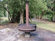 Low-wood-fired-BBQ