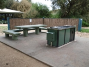 Open-sided-table-with-large-concrete-hard-surface