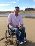 Young-man-in-wheelchair-on-the-beach