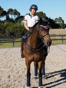 Paralympic-Para-Dressage-rider-Emma-Booth-and-her-horse-Zidane