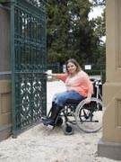 Young-woman-using-wheelchair-exploring-the-historic-Werribee-Mansion