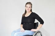 Pregnant-Mom-in-wheelchair-portrait-on-white