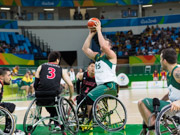 Rio-2016-Mens-wheelchair-basketball,-pool-match-between-Australia-and-Japan
