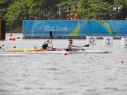 Rio-2016-Paralympic-Games-Inaugural-Canoe-Sprint-Competition.-Race-one-Womans-KL1-Final-Gold-Jeanette-Chippington,-Silver-Edina-Muller,-Bronce-Kamila-Kubas
