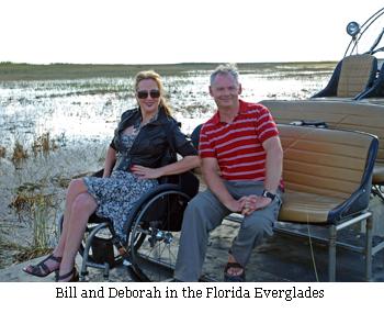 Bill and Deborah